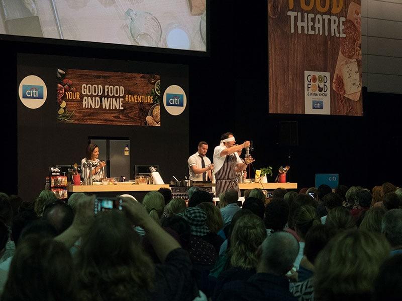 Brisbane Good Food and Wine Show - Miguel Maestre