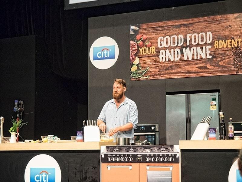 Brisbane Good Food and Wine Show - Paul West
