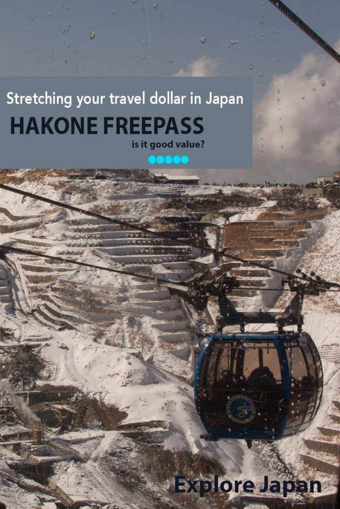 Is the Hakone Freepass good value? Helping identify the best value for your travel dollar in Japan via 2 Aussie Travellers