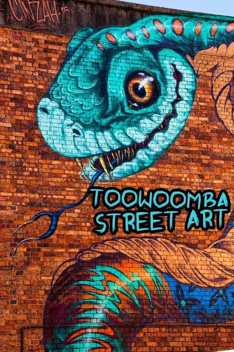 Toowoomba Street Art