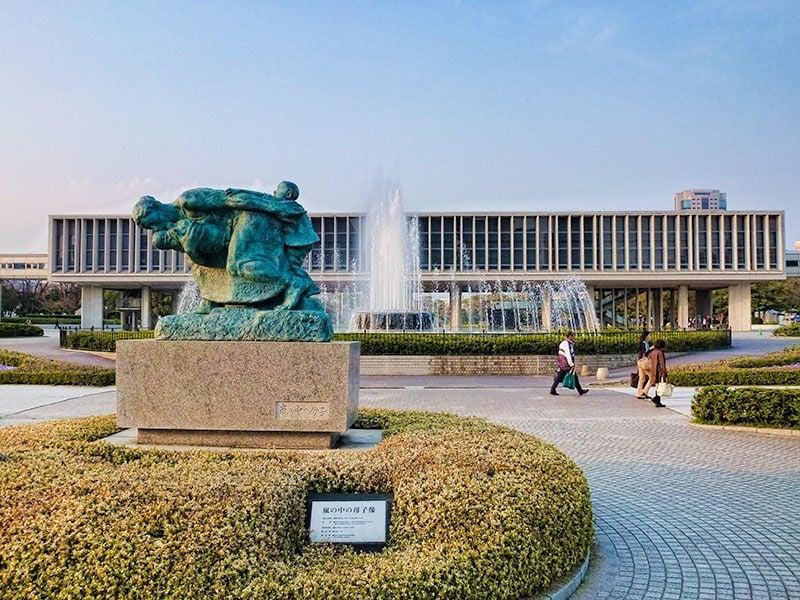 Hiroshima-Peace-Park-Museum