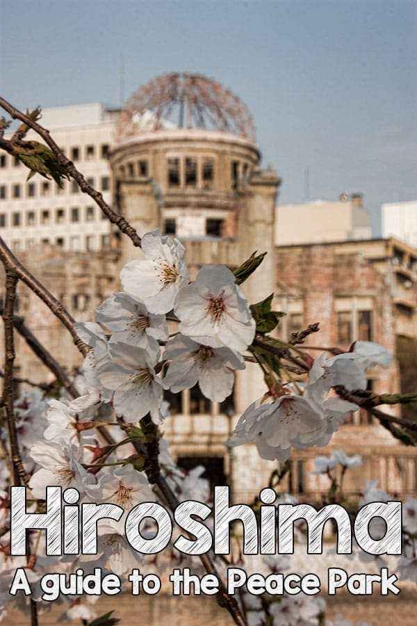 Take a stroll through the monuments and world heritage site of the Hiroshima Peace Park, Japan