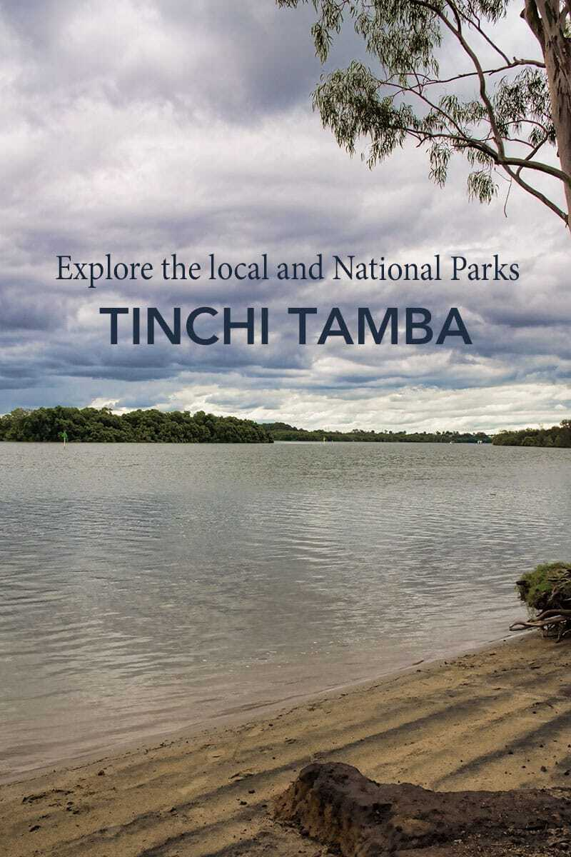 Explore Tinchi Tamba in Brisbane, Australia for walking, kayaking, wildlife or just a day in the cooling river breeze