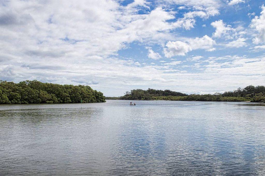 Tinchi Tamba Wetlands