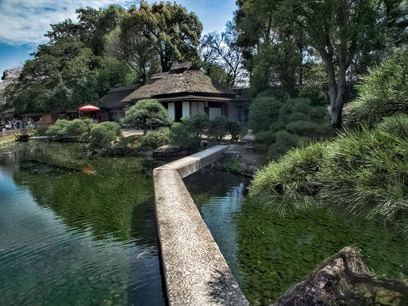Korakuen - Renchi-ken Rest House