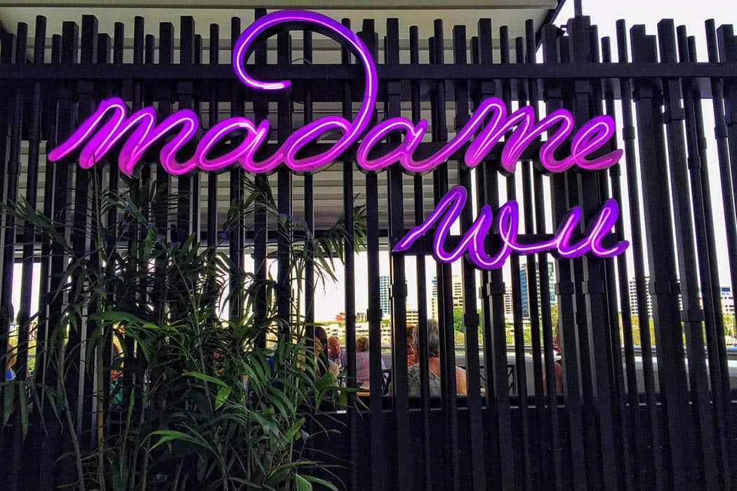 Review of Madame Wu Brisbane Review