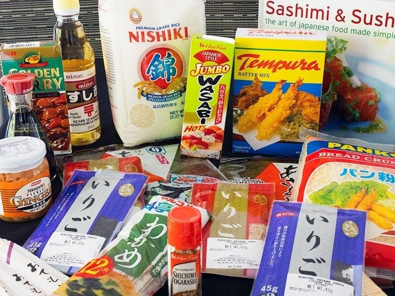 Naked Sushi Kits