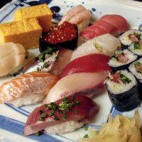 Styles of sushi