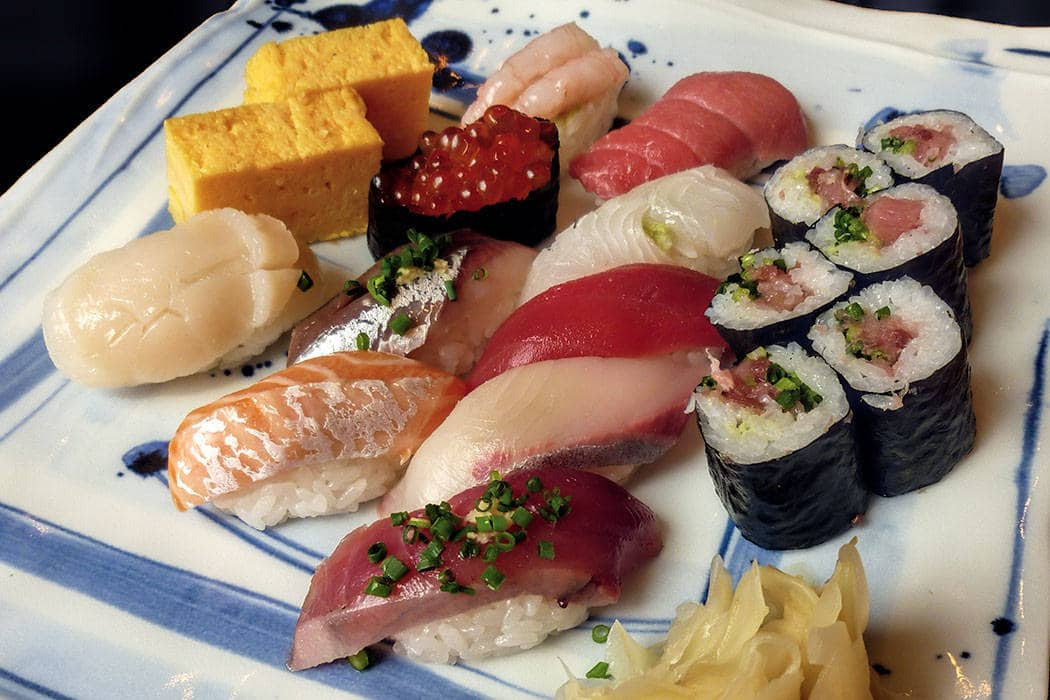The Many Forms And Styles Of Sushi