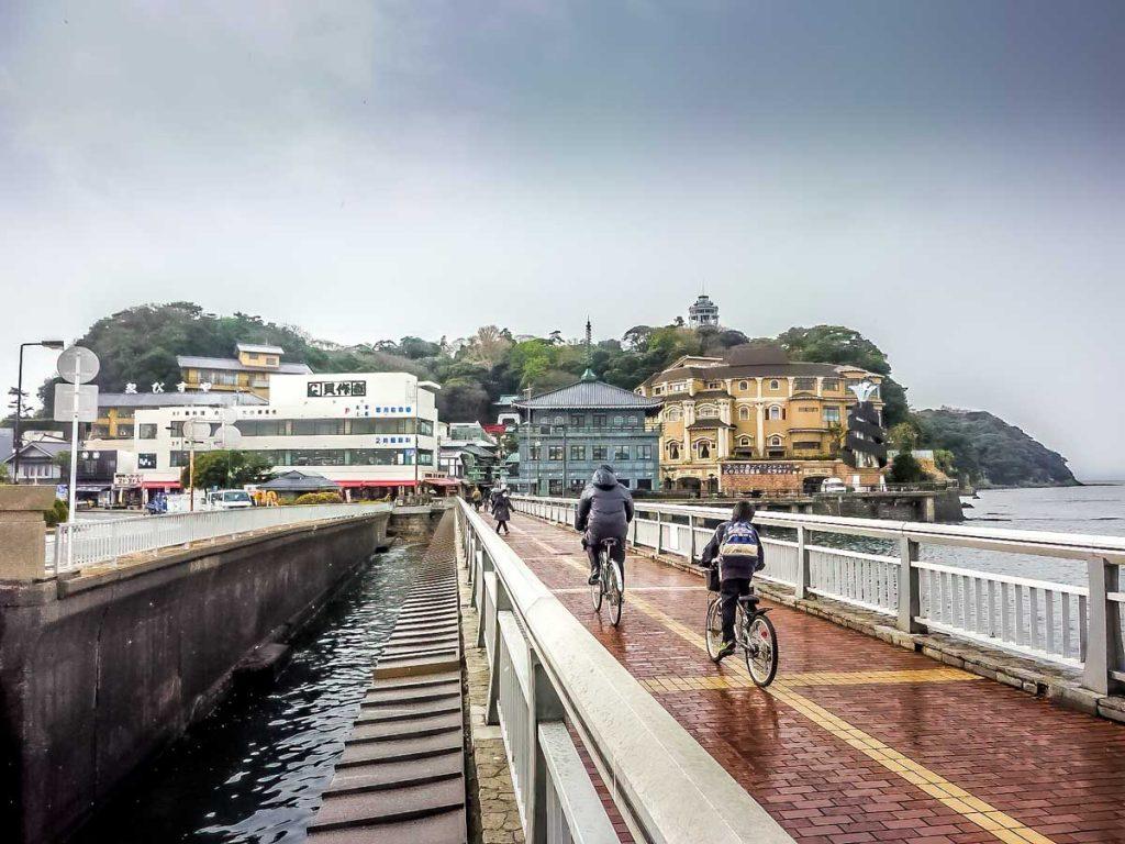 Enoshima causeway