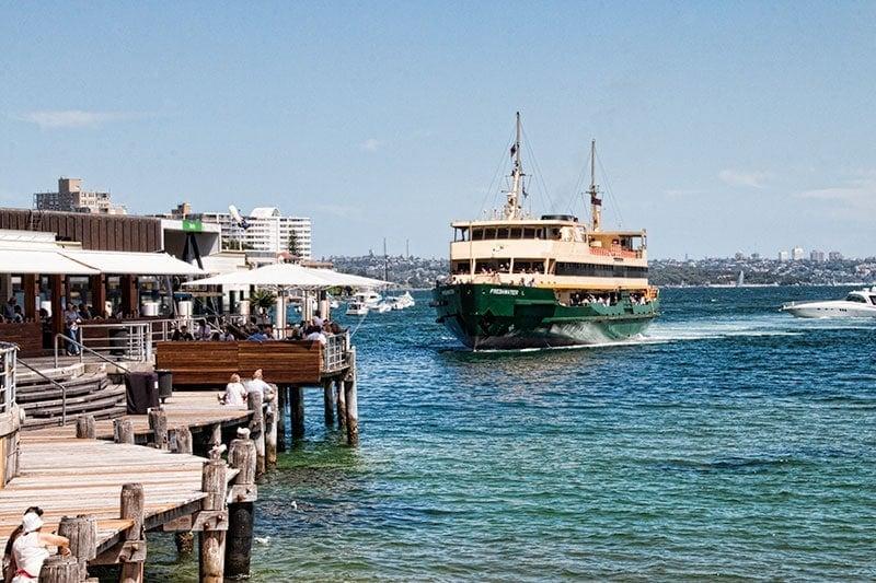 Sydney public transport