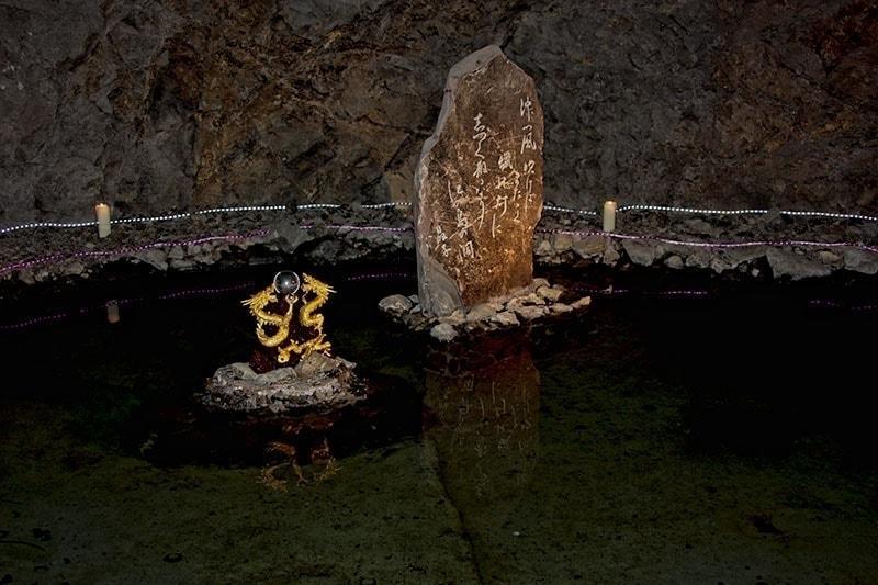 Iwaya Caves on Enoshima Island