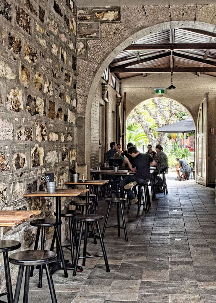 The Pantry Cafe at Queenslands Old Government House