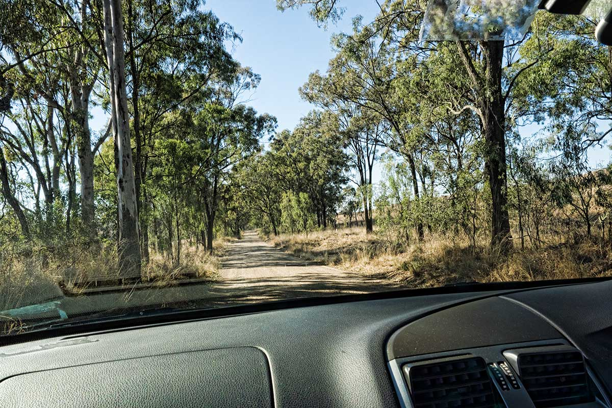 Australian rural roads