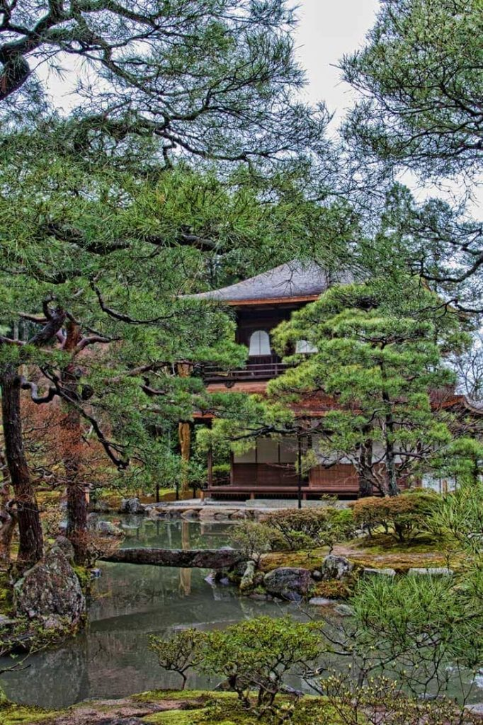 Take a look at some of Japans best gardens - Ginkakuji in Kyoto