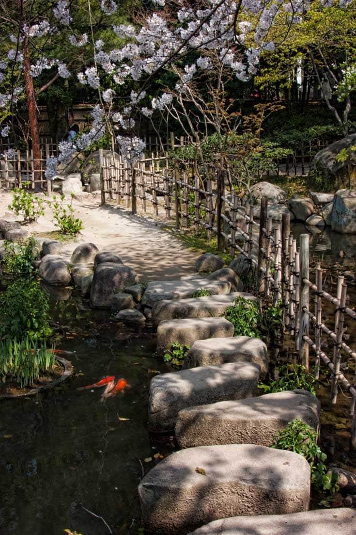 Best Japanese Gardens - Shukkeien in Hiroshima