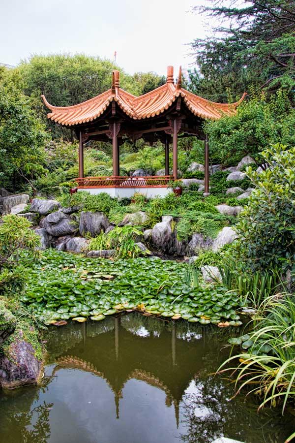 Chinese Friendship Garden in Sydney, Australia