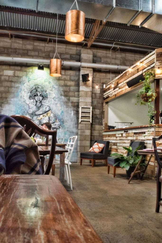 Toowoomba Street Art - Firefly Cafe
