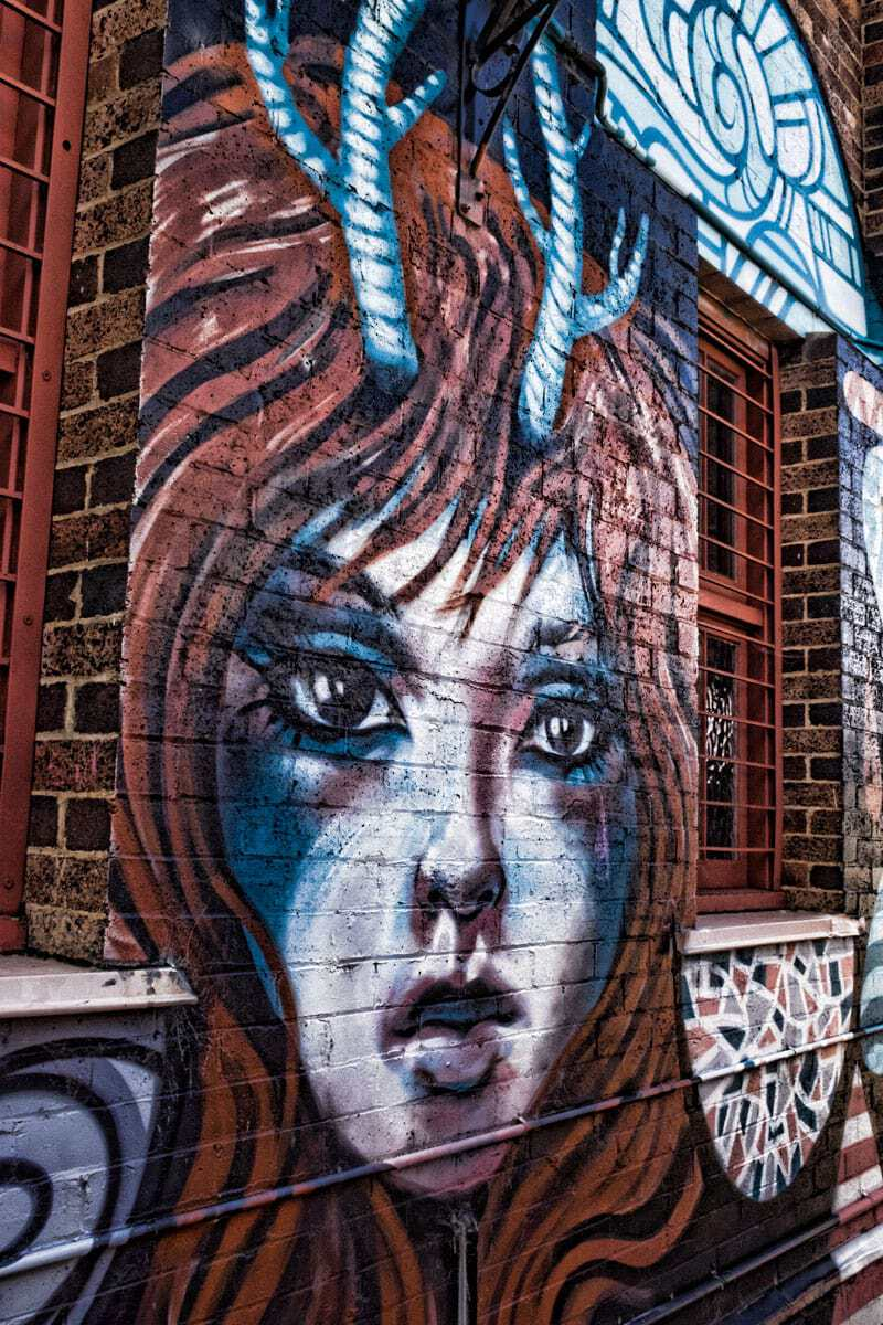 Toowoomba street art - 57 supersized murals painted by local and international artists