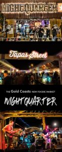NightQuarter - A night market experience for Foodies on the Gold Coast