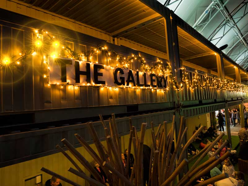 NightQuarter - The Gallery
