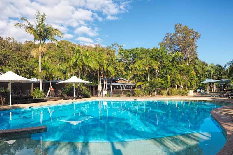 Angourie Rainforest Resort