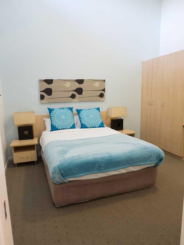 Angourie Rainforest Resort bedroom