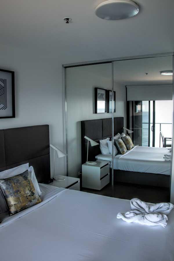Rhapsody Resort bedroom