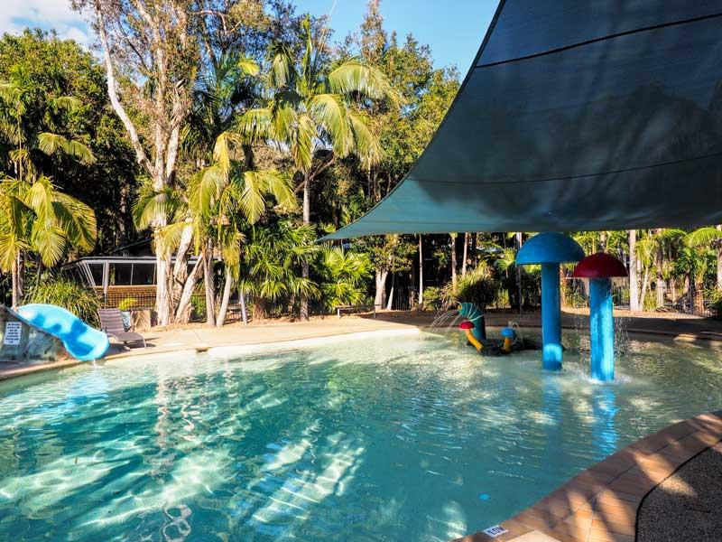 Angourie Rainforest Resort Childrens Pool