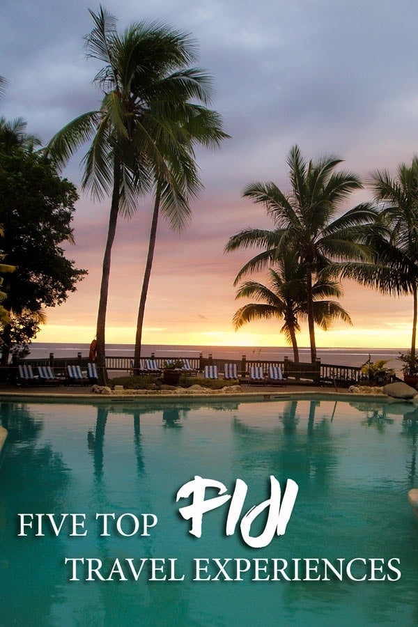 Planning a visit to Fiji? 5 top experiences to consider.