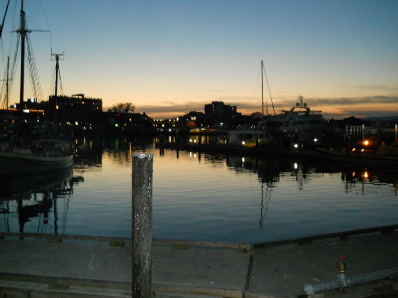Top cities in the world #7 is Victoria