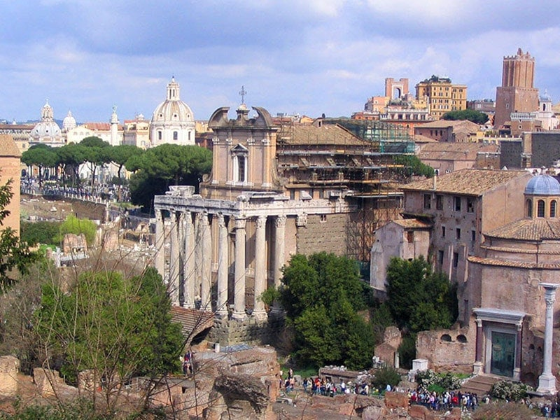 Top cities in the world - Rome
