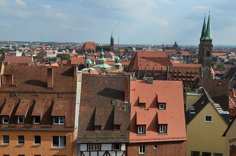 20 top cities - Nuremburg