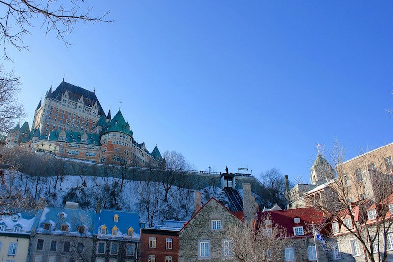 20 top cities - Quebec
