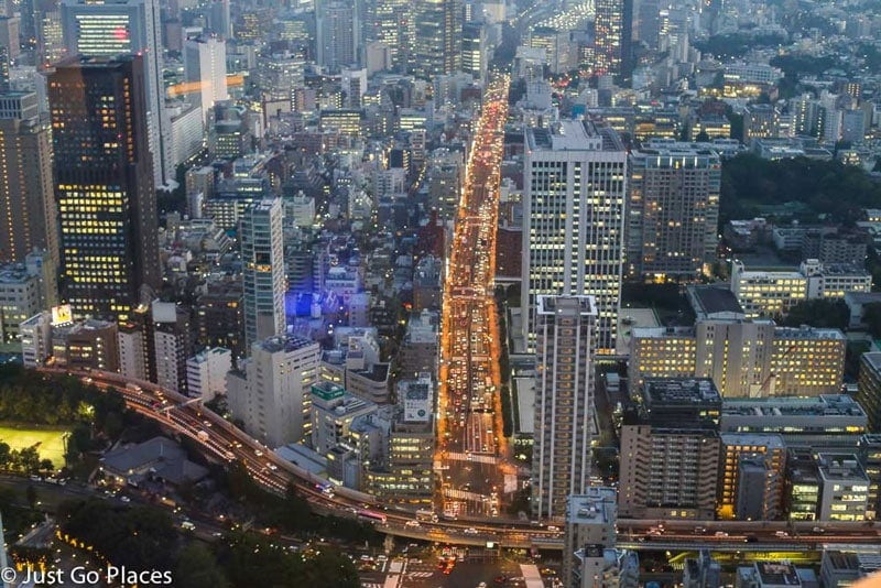 Top 20 cities - Tokyo