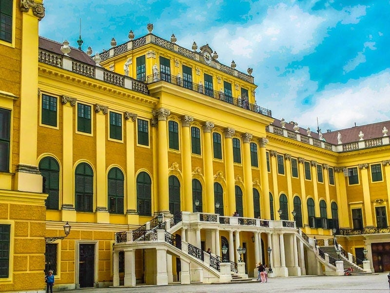 Top 20 cities - Vienna
