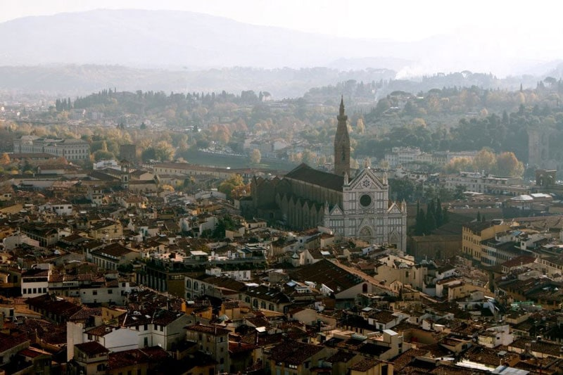 20 top cities - Florence