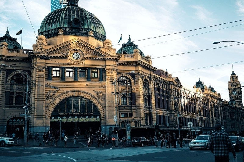 20 top cities - Melbourne