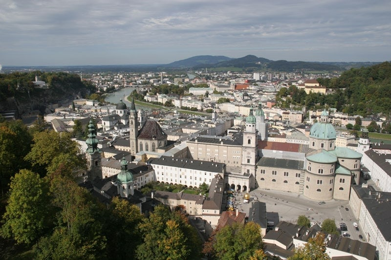 Top 20 cities - Salzburg