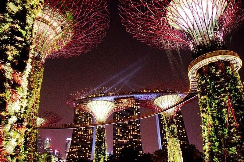 2 Top Cities - Singapore