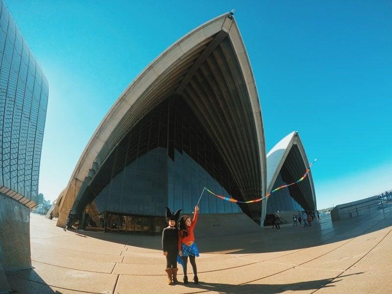 Top 20 cities - Sydney