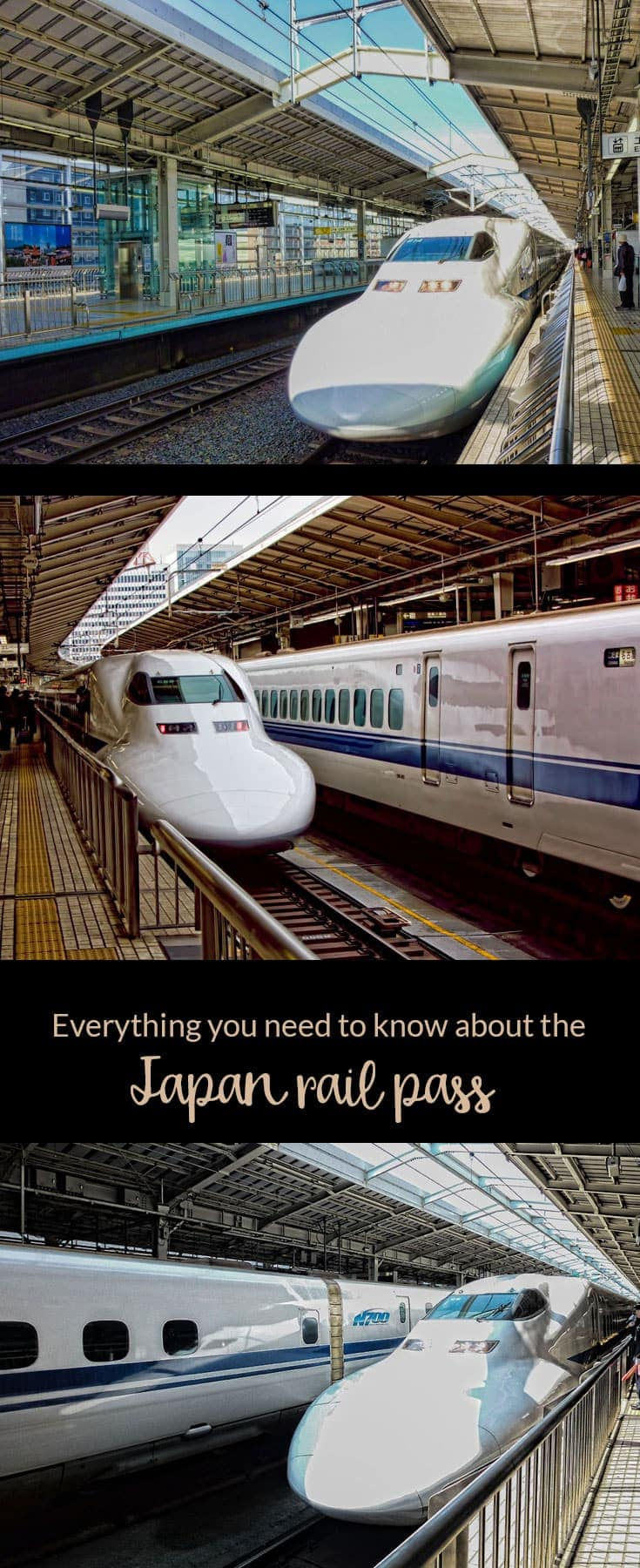 The Japan Rail Pass - All your questions answered
