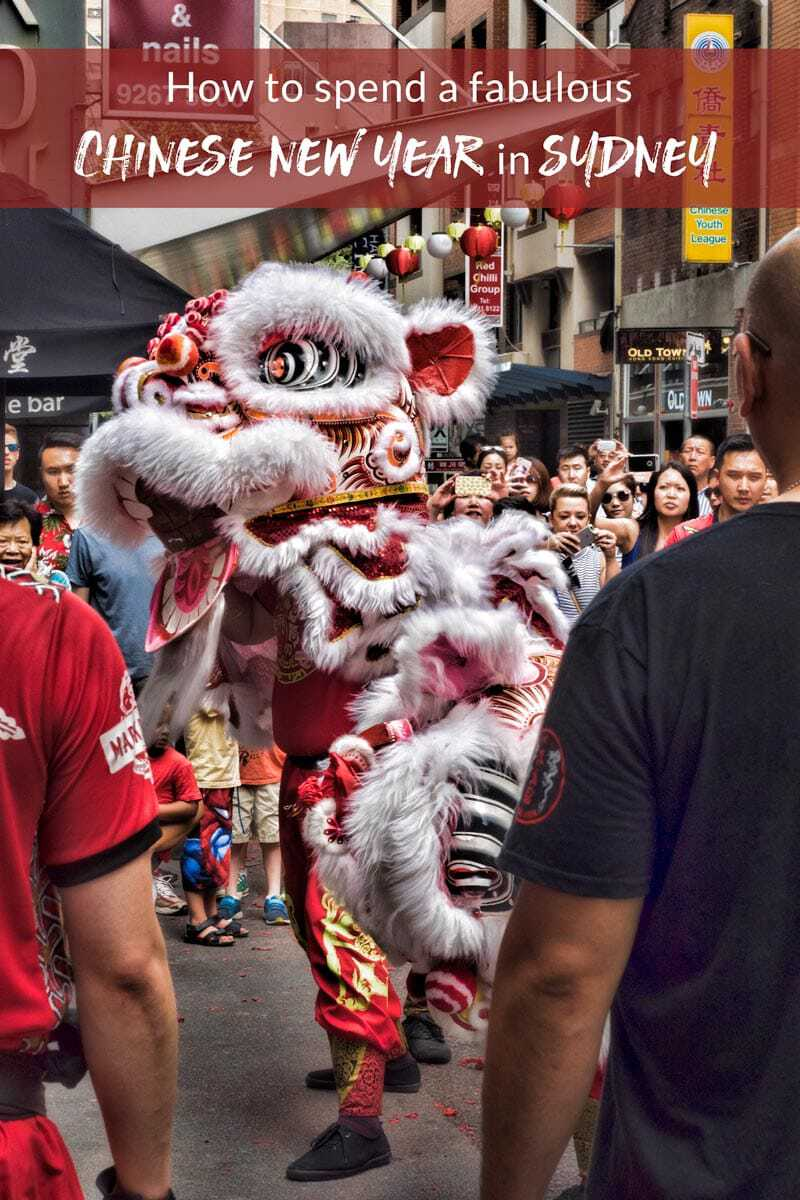 How to celebrate an amazing Chinese New Year in Sydney, Australia