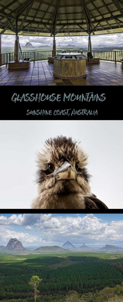 Glasshouse mountains, Sunshine Coast, Australia
