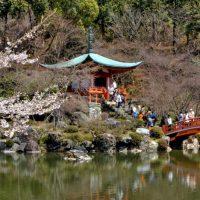 Daigoji temple - Bentendo Hall