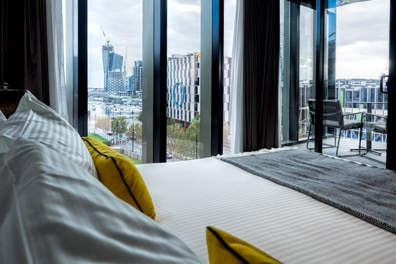 Room view Peppers Docklands