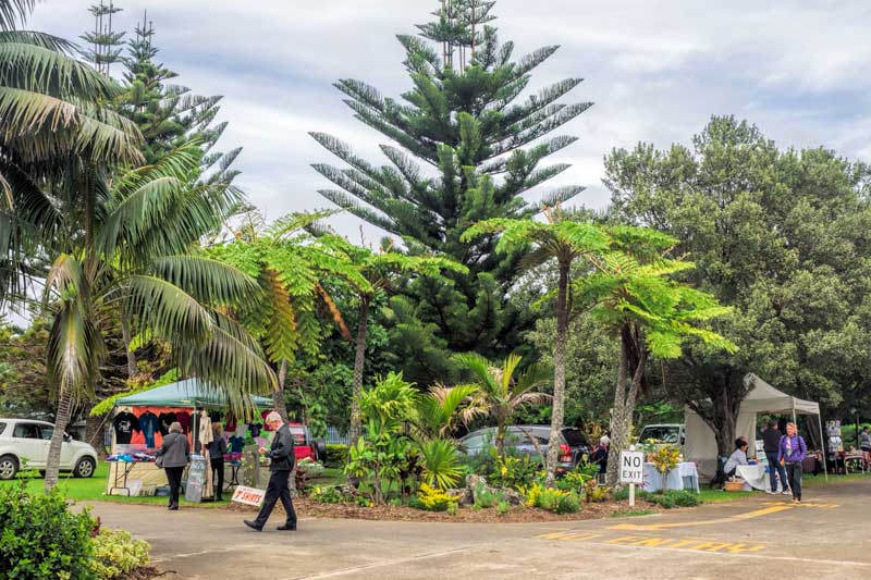 Sunday Markets at Norfolk Island