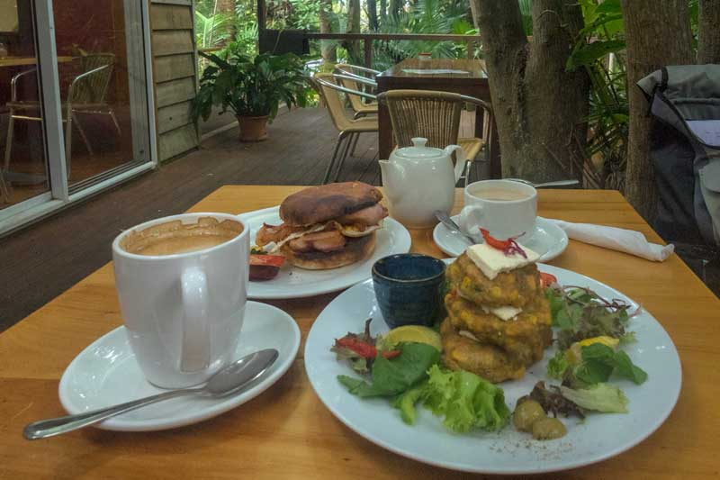 The Golden Orb Cafe Norfolk Island