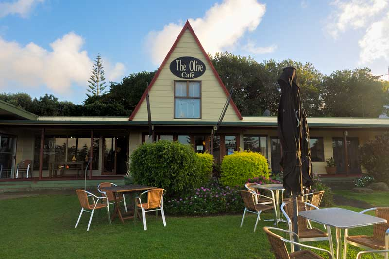 The Olive Cafe Norfolk Island