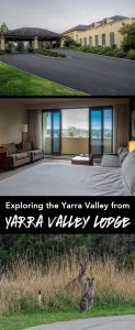 Yarra Valley Lodge - a great base to explore the Yarra Valley and Dandenong Ranges
